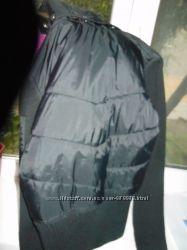 лёгкая курточка с вязаными  рукавами