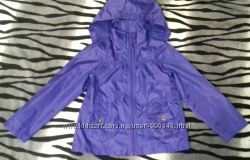 Ветровка дождевик сумка для девочки 110-119 см Португалия