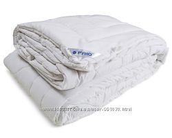 Одеяло двойное на кнопках Руно Дуэт  всесезонное, состоит из двух одеял