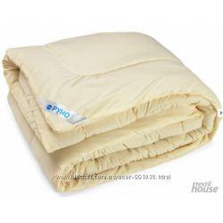Одеяла зимние шерстяные теплые ТМ Руно