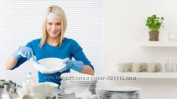Требуется домработница с приготовлением
