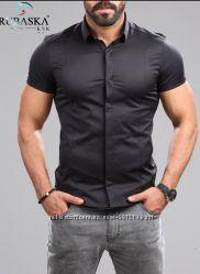 Мужская рубашка, ТМ Rubaska, Турция