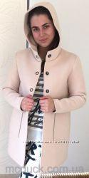 Женское  пальто из Италии, размер 44