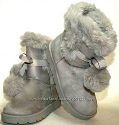 Женские зимние угги, ботинки AXBOXING Польша, размеры 36-40