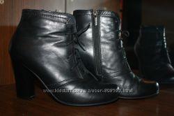 Ботильоны ботинки Venison Украина 37 размер