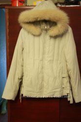 Куртка пуховая Snow image S M размер