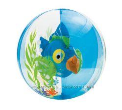 Мяч надувной Рыбка Intex