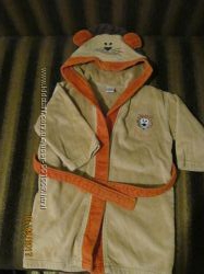 Продам халат махровый детский next