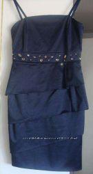 Шикарное брендовое платье Rinascimento Made in Italy