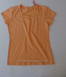 Брендовые женские футболки без надписей, с принтом, свободного стиля