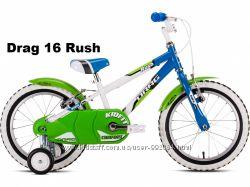 Велосипед Drag Rush 2017 Года Болгария Гарантия. Бесплатная Доставка