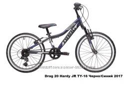 Новый детский Велосипед Drag 20 Hardy 20 дюймов Гарантия 5 лет