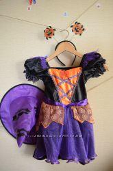 Платье ведьмочки, колдуньи