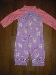 Солнцезащитные костюмы для купания 6-9 мес. , 1-2 года. 3-4 года, 4-6 лет