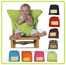 Переносной стульчик для кормления Sackn Seat