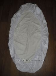 Непромокаемый наматрасник ClevaMama 70 х 130 см