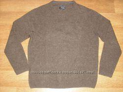 Мужской шерстяной свитер размеры S, М,  Л -ХЛ