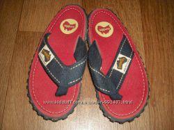 Детские шлепанцы-вьетнамки Gumbies размер 33