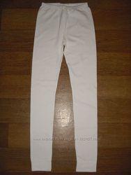 Термобелье Сubus  шерсть-хлопок лосины размеры 110-116, 134-140, 146-152