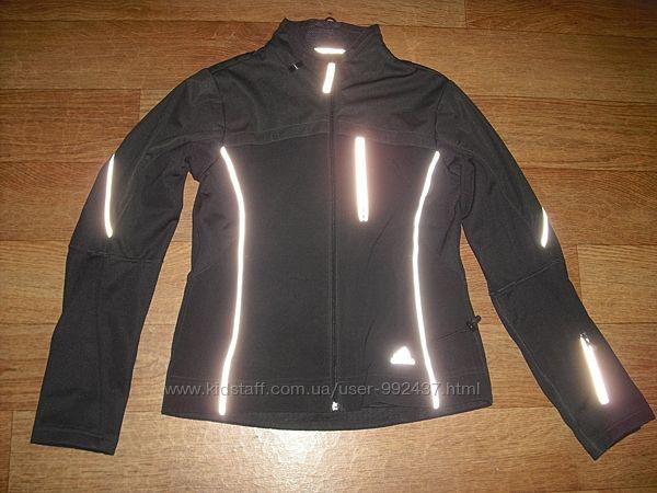 Женская спортивная куртка - ветровка Adidas Supernova р. М