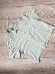 Рубашка укорочённая фирма H&M размер с , М