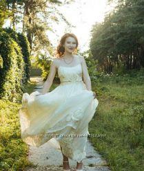 Свадебное платье Солнечное сияние коллекция Лесные грёзы