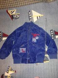 Бомбер деми куртка ТМ Бемби