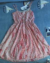 Платье сарафан Calvin Klein оригинал размер S-M