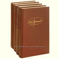 Лермонтов. Собрание сочинений в 4 томах комплект