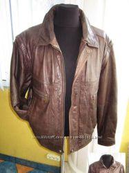 Мужские кожаные куртки, плащи, жилеты, дублёнки.