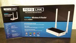 Беспроводной маршрутизатор роутер TOTOLINK N300RT