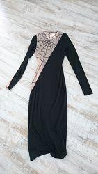Новое необычное чёрное платье Asos с биркой
