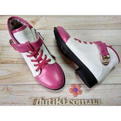 Последняя пара 29 размер деми ботинки для девочки