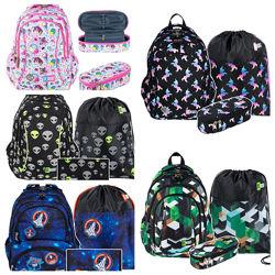 St. Right Majewski школьные рюкзаки и наборы премиум качества