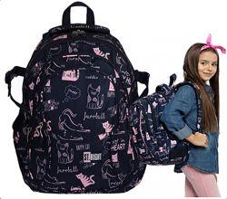 St. Right очаровательные коты подростковый стильный рюкзак ортопед
