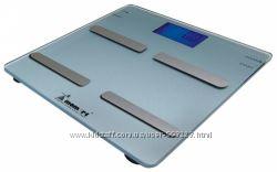 Весы-анализатор напольные электронные Momert 5863  7-функций. Венгрия.