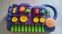 Музыкальная панель, синтезатор