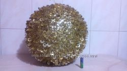 Декор для комнаты, зала декоративный шар