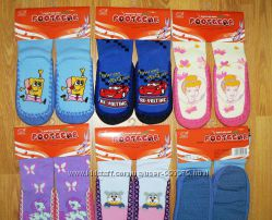 Детские носки-тапочки чешки для девочки, мальчика размер с 21-22 по 31-32