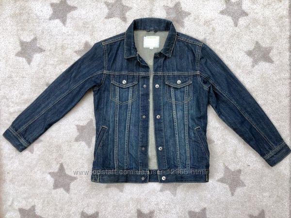 Джинсовая куртка пиджак Vertbaudet, 150 см