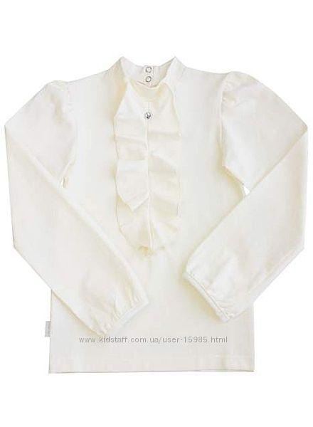 Нарядная блузка-гольф SMIL на рост 128-134 см