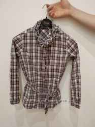 Шкільні Рубашки для дівчинки Sisley, Benetton