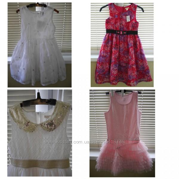 Нарядные платья Childrens Place