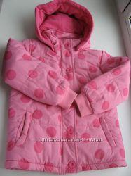 Куртки от 3 до 10 лет