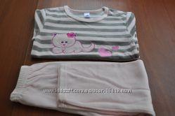 Пижамы новые хлопок, велюр Childrens Place Cunda Mothercare