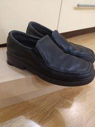 Туфли для школьника ECCO размер 37, стелька 23,5см
