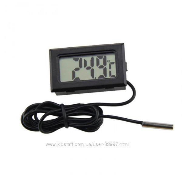 Термометр электронный c выносным датчиком температуры