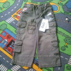 Новые джинсы D&G Junior