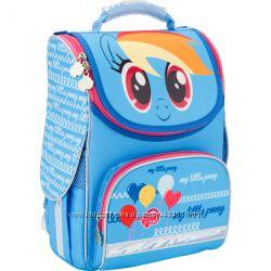 Рюкзак школьный каркасный ортопедический ТМ Kite Little Pony LP17-501S-2