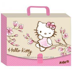 Портфель-коробка пластиковый на защелке ТМ Kite артикул 17-209